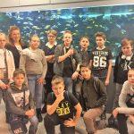 Borkowska młodzież na Nocy Biologów 2019