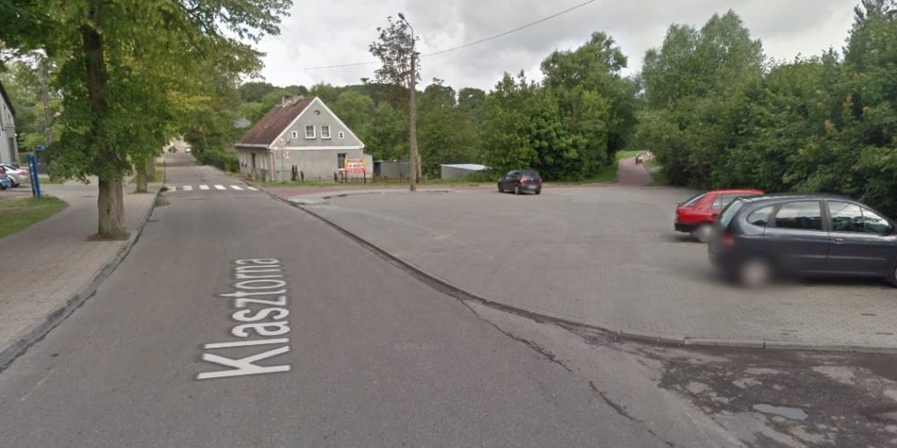 11 stycznia parking przy ul. Klasztornej będzie nieczynny!
