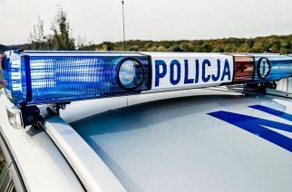Jedna osoba ranna w wypadku w Borucinie