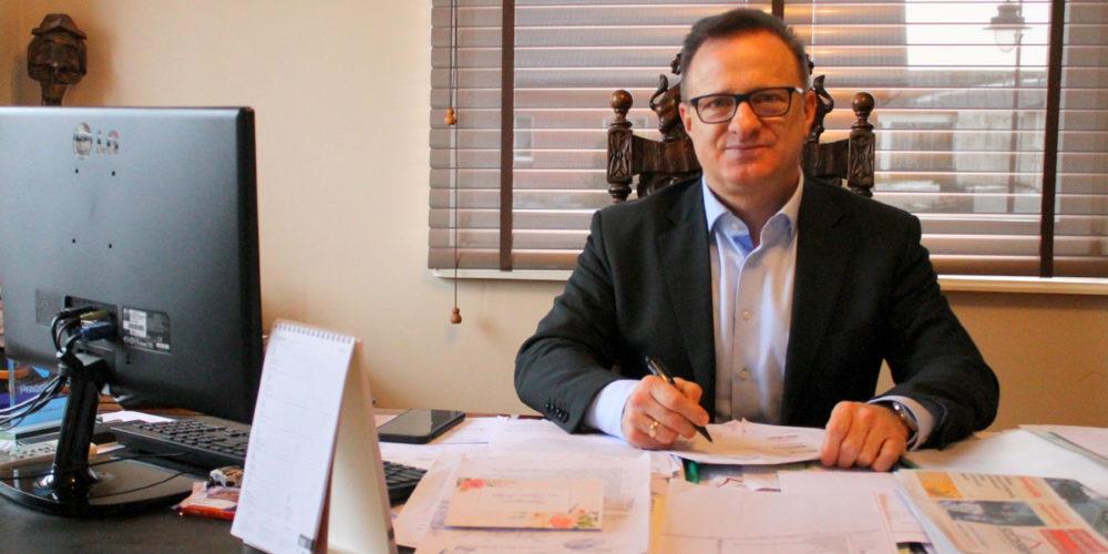 A.Wyrzykowski: Chcemy budować infrastrukturę naszej gminy w sposób rozsądny i wyważony