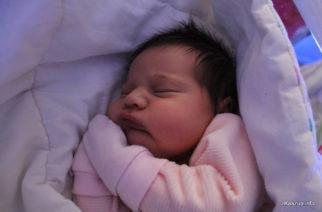 Przyszli na świat… Dzieci urodzone w kartuskim szpitalu [2019.02.15]
