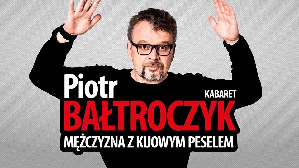 Piotr Bałtroczyk w Kartuzach