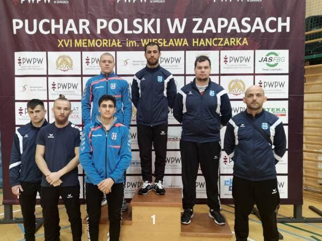 I Puchar Polski dla Geovrga Sahakyan!