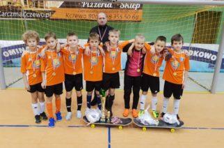Przodkowo Cup 2019. Cartusia 1923 Kartuzy najlepsi w roczniku 2008 i młodsi