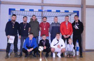 Syldar Kiełpino mistrzami VI edycji Somonińskiej Ligi Piłki Nożnej Halowe