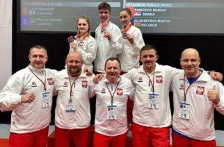 Zawodniczki KS Gokken na 46th EKF Junior & Cadet and U21 Championships – Aalborg