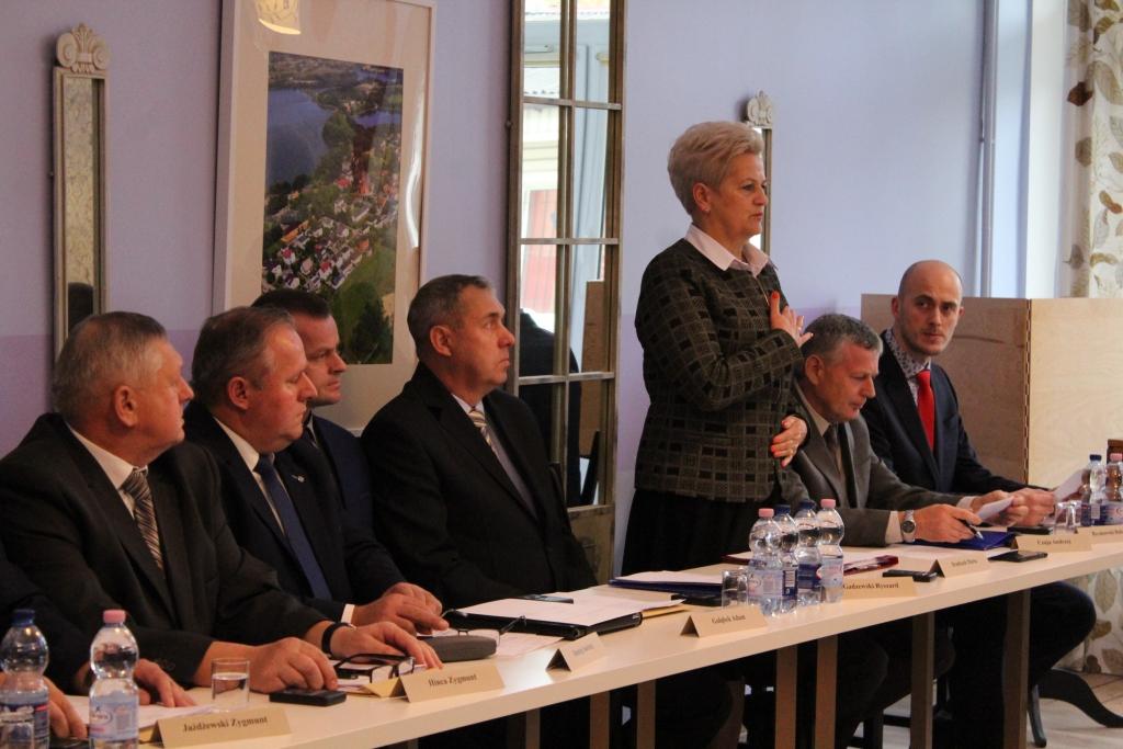 V Sesja Rady Gminy Chmielno