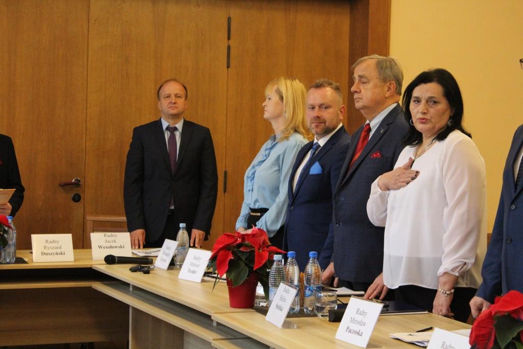 VI Sesja Rady Miejskiej w Kartuzach