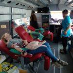 Żyj zdrowo, daruj życie – akcja krwiodawstwa w ZSP Sierakowice