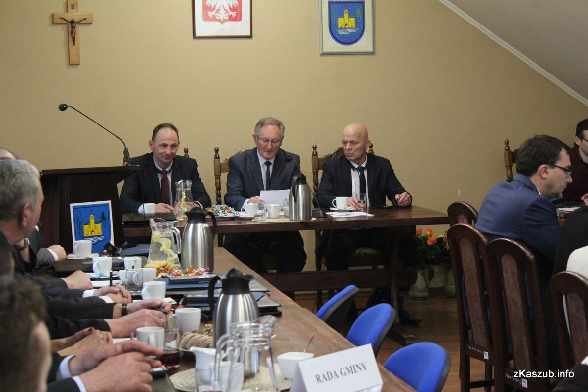 IV Sesja Rady Gminy Somonino