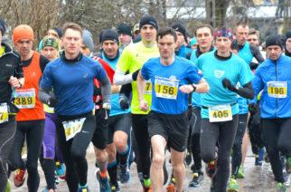 600 biegaczy z całej Polski po raz IV powita wiosnę w Chwaszczynie.