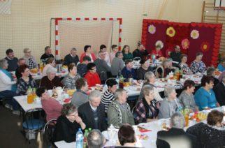 Spotkania seniorów w gminie Sierakowice [ZDJĘCIA]