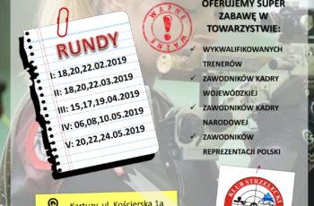 II runda XI Kartuskiej Ligi Strzeleckiej