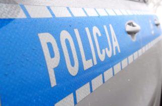 Wypadek w Nowej Wsi. Kierowca motocykla trafił do szpitala