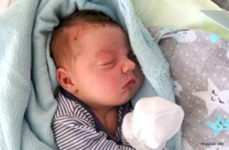 Przyszli na świat… Dzieci urodzone w kartuskim szpitalu [2019.03.04]