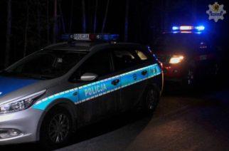 Pijany 42-latek próbował uciekać przed policją. Został zatrzymany