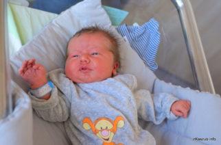 Przyszli na świat… Dzieci urodzone w kartuskim szpitalu [2019.03.11]