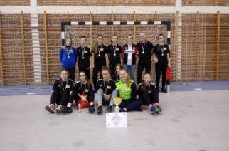 Sierakowickie Pantery zwycięzcami turnieju w Żukowie