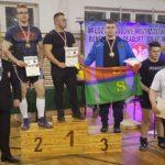 Patryk Borzestowski z brązowym medalem na Międzynarodowych Mistrzostwach Polski Polskiej Unii Trójboju Siłowego
