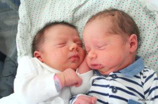 Przyszli na świat… Dzieci urodzone w kartuskim szpitalu [2019.03.22]
