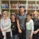 Pisarz Jakub Małecki spotkał się z czytelnikami w Kartuzach [ZDJĘCIA]