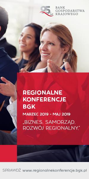 Regionalna Konferencja BGK - SOPOT!
