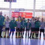 AP Tczew zwycięzcami Turniej Piłki Nożnej Halowej w Kiełpinie rocznika 2008