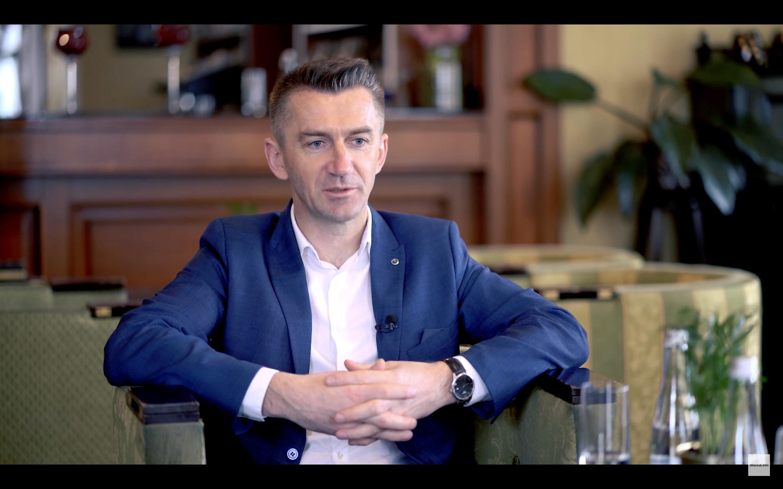 """Gościem programu """"Na Dywaniku"""" jest Dariusz Zelewski 2019"""