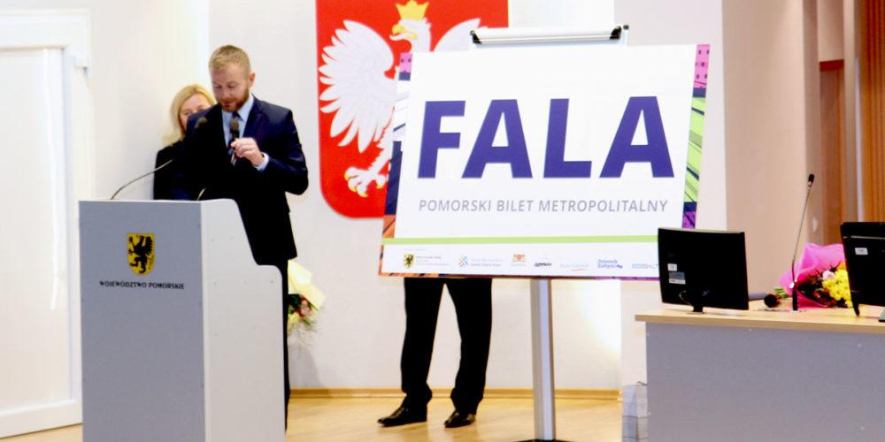 FALA – internauci wybrali nazwę pomorskiego biletu metropolitalnego