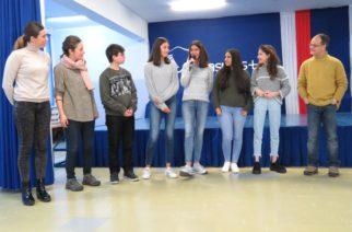 Goście z Hiszpanii, Słowenii, Austrii oraz Niemiec w ZSO nr 2 w Kartuzach – Erasmus+ Building Bridges