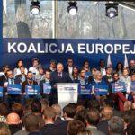 Kandydaci Platformy Obywatelskiej na Pomorzu do Parlamentu Europejskiego