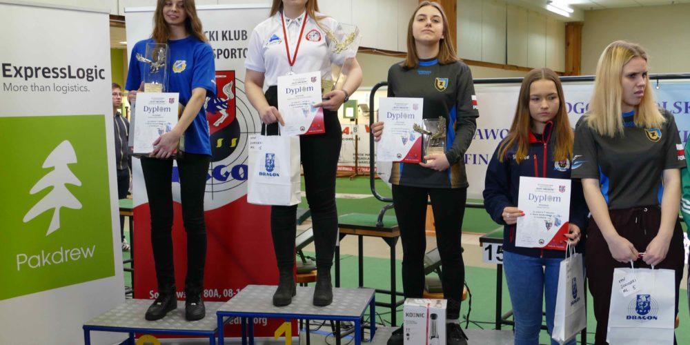 Magdalena Malotka-Trzebiatowska rekordzistką Polski!