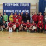 Za nami VI Wojewódzki Halowy Turniej Piłki Nożnej Strażaków OSP. Sierakowice znowu najlepsze! [ZDJĘCIA]