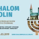 Już niedługo Shalom Polin – 6. Gdański Przegląd Filmów o Tematyce Żydowskiej