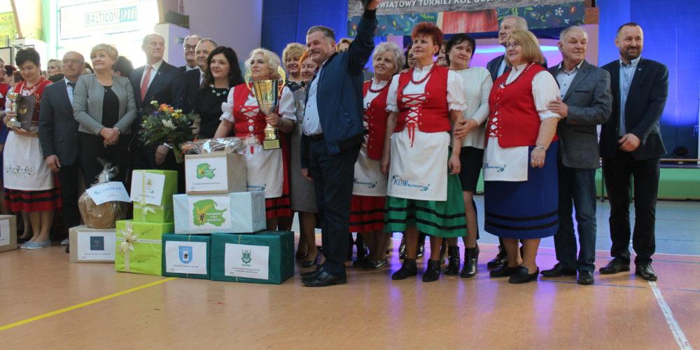 KGW Borkowo zwycięzcą Powiatowego Turnieju Kół Gospodyń Wiejskich w Przodkowie [ZDJĘCIA]