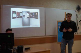 Kamil Ziemann i Patryk Magulski (II TOI) - firmaSMART FRIDGE fot. Daniela Cieszyńska