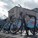 Rowery MEVO już na naszych ulicach