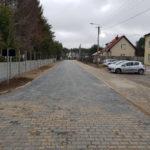 Zakończyły się kolejne prace modernizacyjne dróg w gminie Żukowo