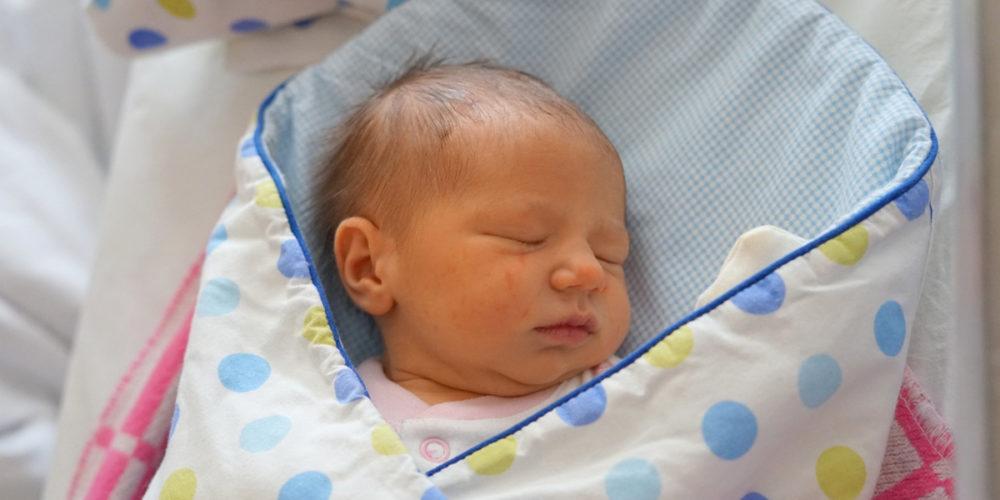 Przyszli na świat… Dzieci urodzone w kartuskim szpitalu [2019.03.15]