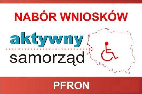 """IProgram """"Aktywny Samorząd"""" - pomoc niepełnosprawnym"""