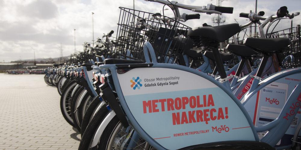 Już 26 marca startuje rower MEVO!