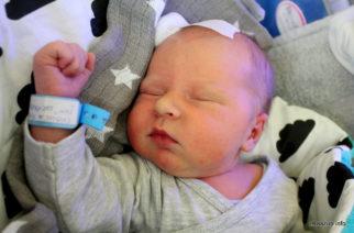Przyszli na świat… Dzieci urodzone w kartuskim szpitalu [2019.04.15]