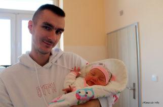 Przyszli na świat… Dzieci urodzone w kartuskim szpitalu [2019.04.17]