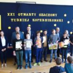 Tłumy uczestników na XXI Otwartym Szachowym Turnieju Kopernikowskim