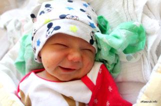 Przyszli na świat… Dzieci urodzone w kartuskim szpitalu [2019.04.26]