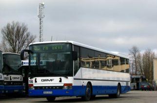 Sprawdź wielkanocny rozkład jazdy autobusów!