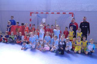 Gedania 1922 Gdańsk zwycięzcą Turniej Piłki Nożnej Halowej w Kiełpinie rocznika 2012