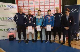 Srebro i dwa brązowe medal dla GKS Cartusia na radomskich Mistrzostwach Polski