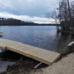 Kąpielisko nad jeziorem Węgorzyno w Gminie Sulęczyno będzie dostępne jeszcze w tym roku!