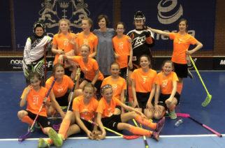 Floorball Club Banino wywalczyły III miejsce w Pomorskiej Lidze Unihokeja!